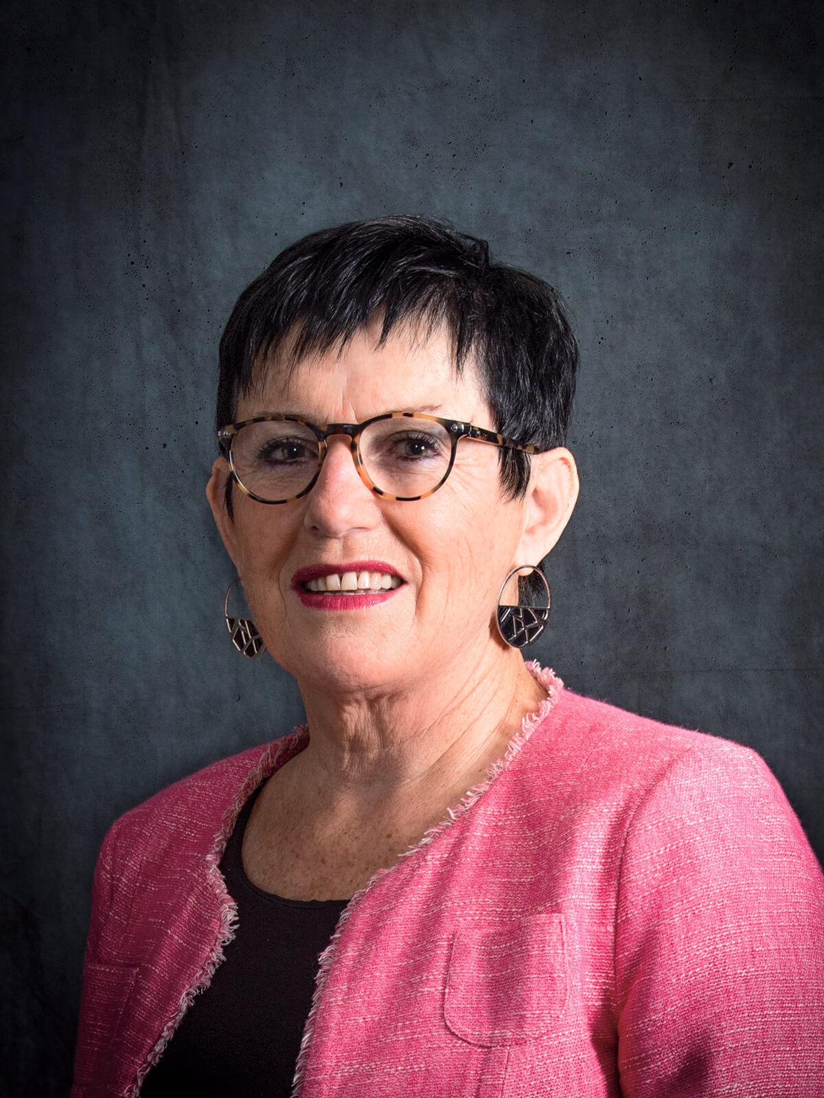 """Edith Gueugneau, maire de Bourbon-Lancy, vice-présidente de l'Association Nationale des Maires des Communes Thermales et vice-présidente de la Communauté de communes """"Entre Arroux, Loire et Somme"""""""