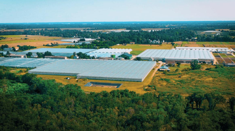Le Domaine agricole des Doigts Verts réduit sa consommation d'énergie de 30 % avec Hellio et Richel
