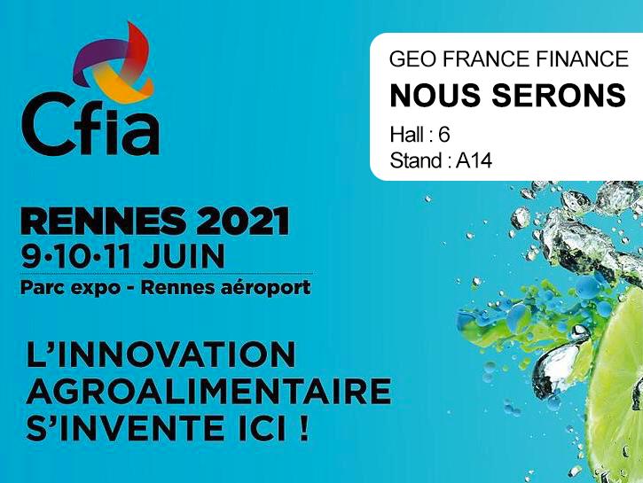 CFIA Rennes, le plus grand salon agroalimentaire à Rennes ouvre enfin ses portes