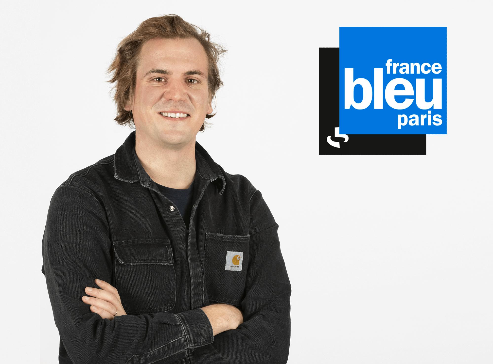Hellio France Bleu Arthur Bernagaud