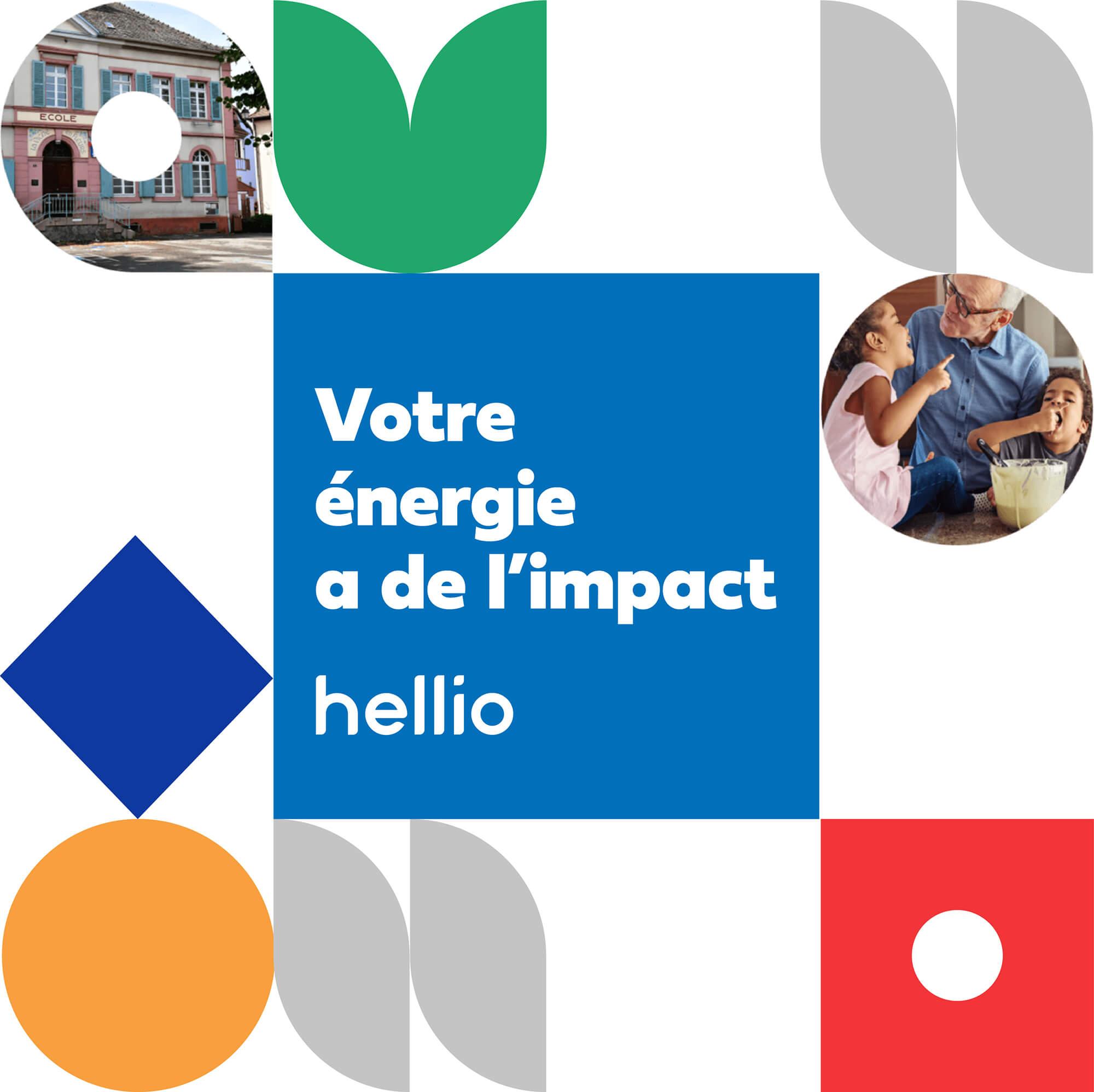 Logo Hellio signatur Votre énergie a de l'impact