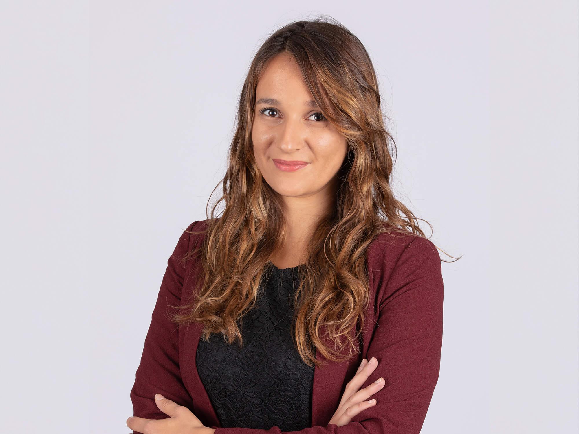 Hellio talent Myriam Ourahmoun