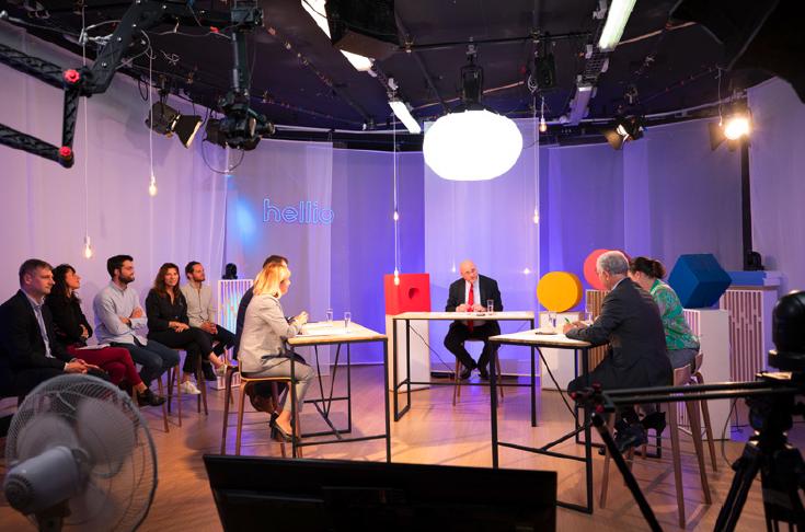 """Résultats de l'enquête """"Les copropriétés et la rénovation énergétique"""", dévoilés lors de notre débat Hellio"""