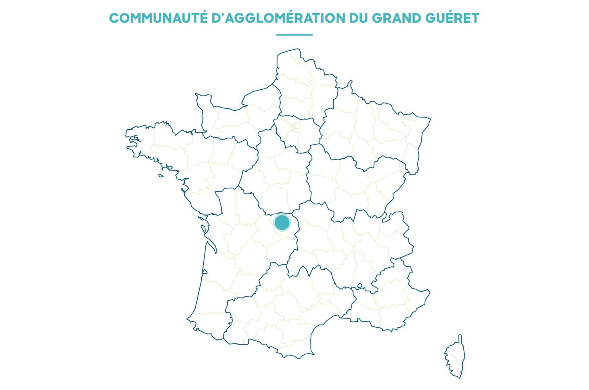 carte France territoires exemplaires Grand Gueret