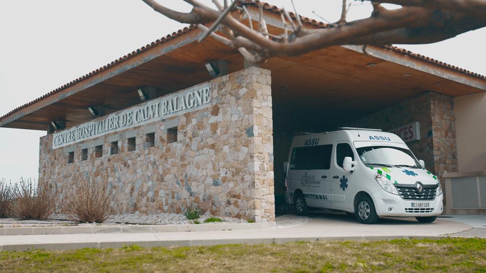 Le centre hospitalier Calvi Balagne soigne sa transition énergétique !