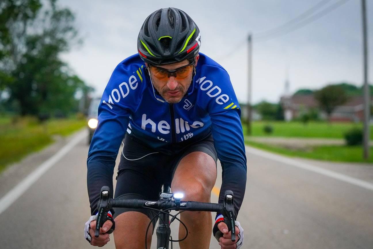Jean-Luc Pérez cycliste Hellio