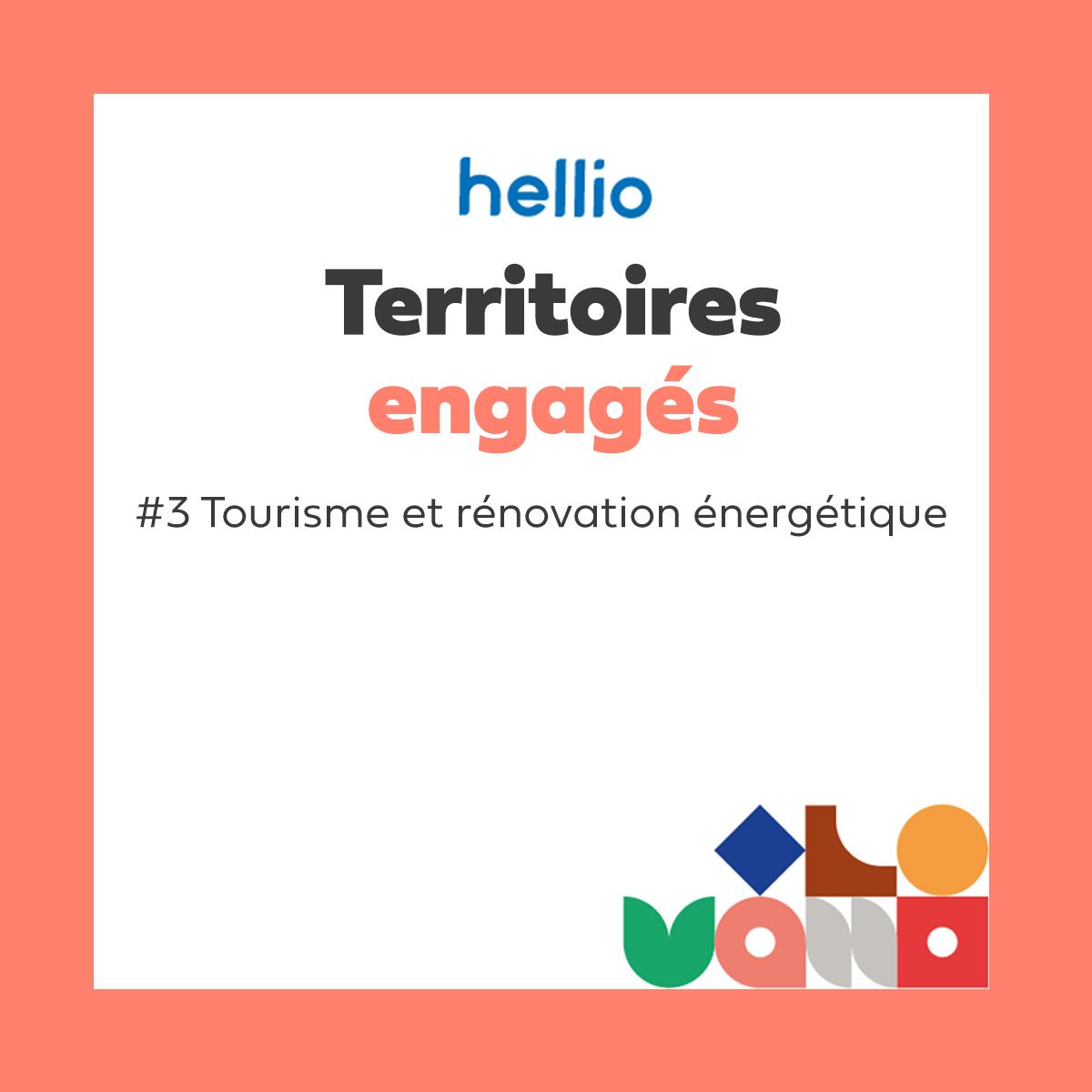 vignette podcast - Territoires engagés : #3 L'ANETT, pour la transition énergétique dans les territoires touristiques